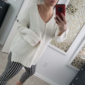 Cozy Slouchy sweater